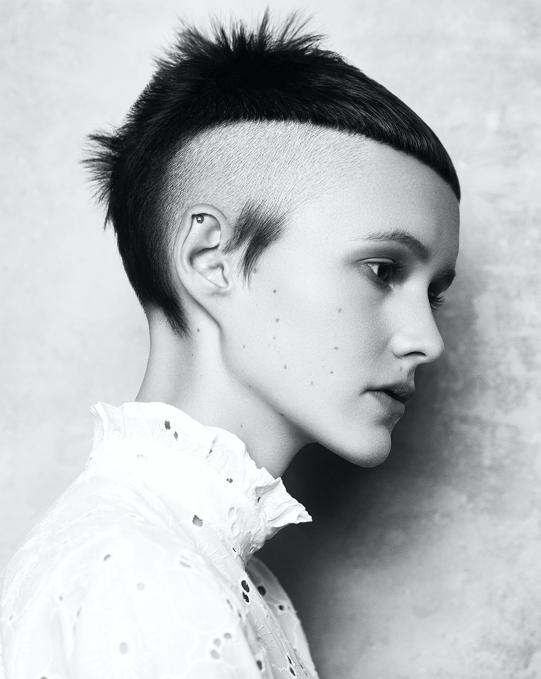 MODE Hair art team 6