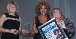 for web Jam wins business award