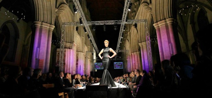 A catwalk like no other