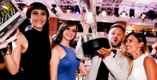 LOreal Colour Trophy Grand Final in London on 23rd June 2014.