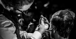 Dave Brown Photography Schorem barbers