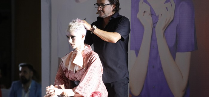 Hooker & Young showcase to Spanish hairdressing elite