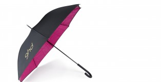 GHD Electric Pink Umbrella