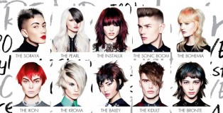 TONI & GUY, Socialized Collection 2016 3