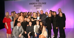 andrew collinge awards