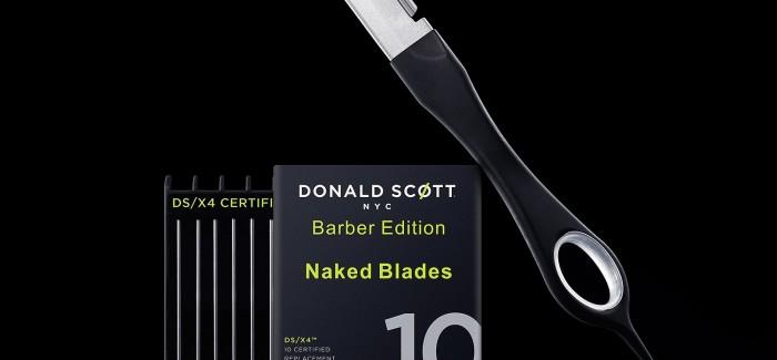 Donald Scott NYC Launches New Razoring Tools