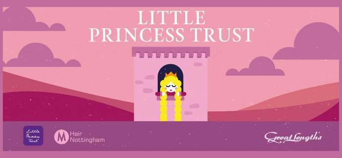 Great Lengths Donates Over 1000 Hair Bundles To The Little Princess Trust