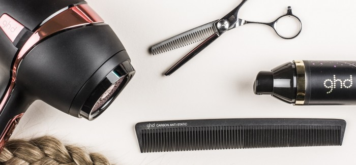 Get A Complimentary Chop To Your Chin With GHD