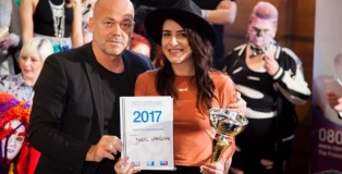 Central Hairdressing and Joshua Galvin photographic awards.