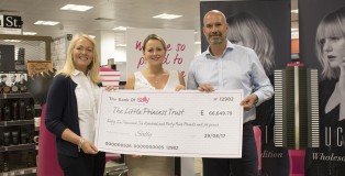 Little Princess Trust Cheque