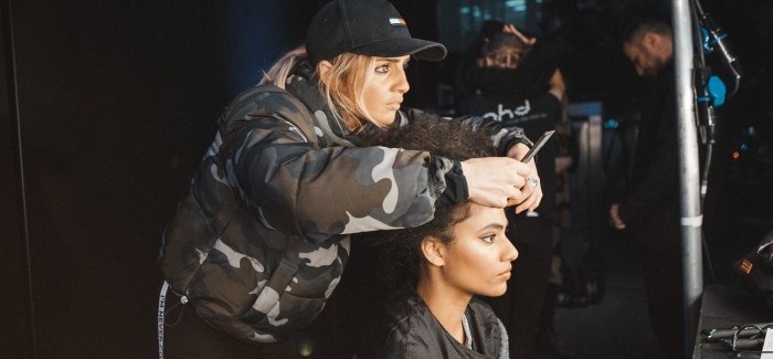 #TBT: Ghd Hosts A 12-Hour Super Shoot Overnight In London