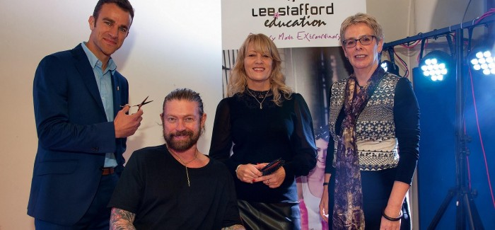Lee Stafford Opens A New Training Academy