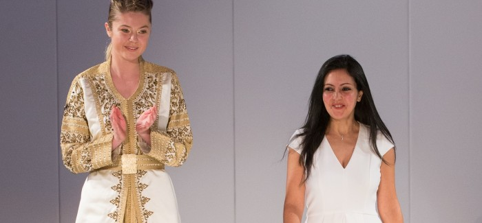 Trend Edit: The 'Stories from Morocco' LFW Show By Karine Jackson