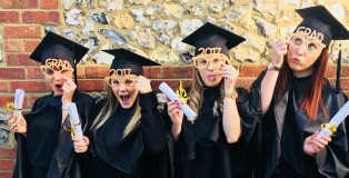 Spirit Graduation - www.salonbusiness.co.uk