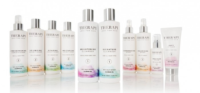 Get To Know: THERAPI Luxury British Haircare