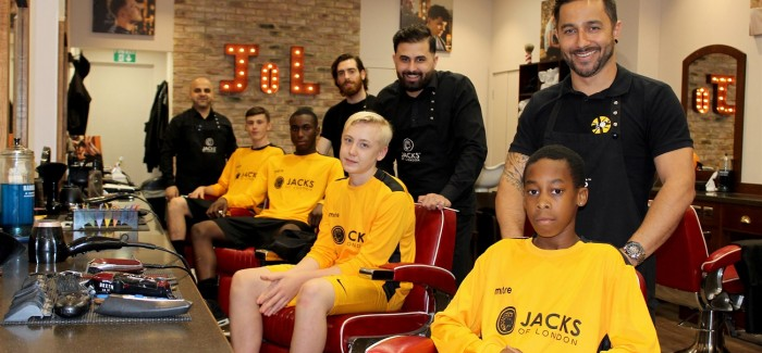 Jack's Of London Become Latest Sign Up For Caius House FC