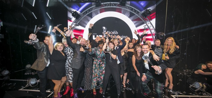 British Hairdressing Awards 2017 – The Winners