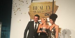 OK Magazine Beauty awards 2017 - www.salonbusiness.co.uk