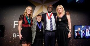 Errol Douglas Awarded 'Patron Of Honour' - www.salonbusiness.co.uk