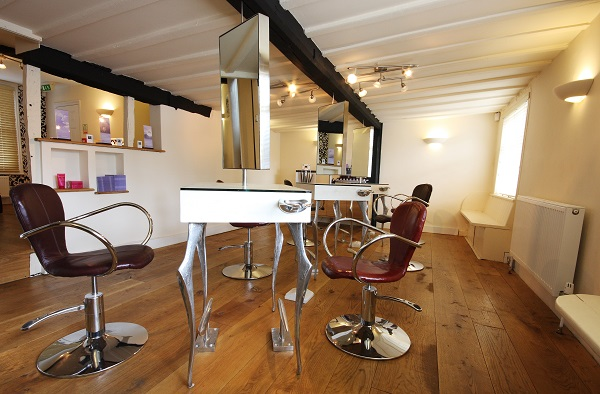 Atelier Hairdressing and Beauty Rooms - www.salonbusiness.co.uk - inside 2