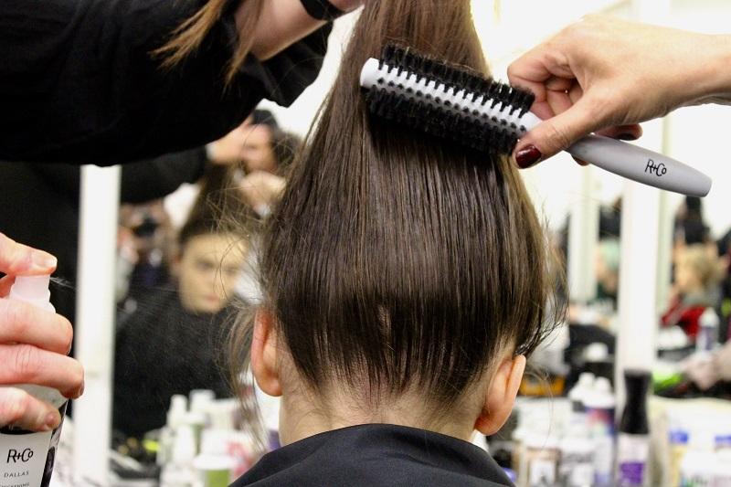 Hair at Milan Daks - www.salonbusiness.co.uk