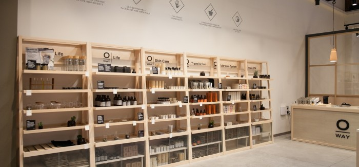 Oway Is Only Cosmetics Brand In FICO EATALY WORLD