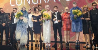 winners on trendvision stage - www.salonbusiness.co.uk