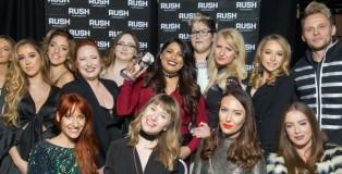 Rush Oscars - www.salonbusiness.co.uk
