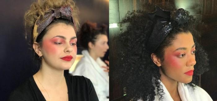 Lulu Guinness AW18: Zoe Irwin X ghd