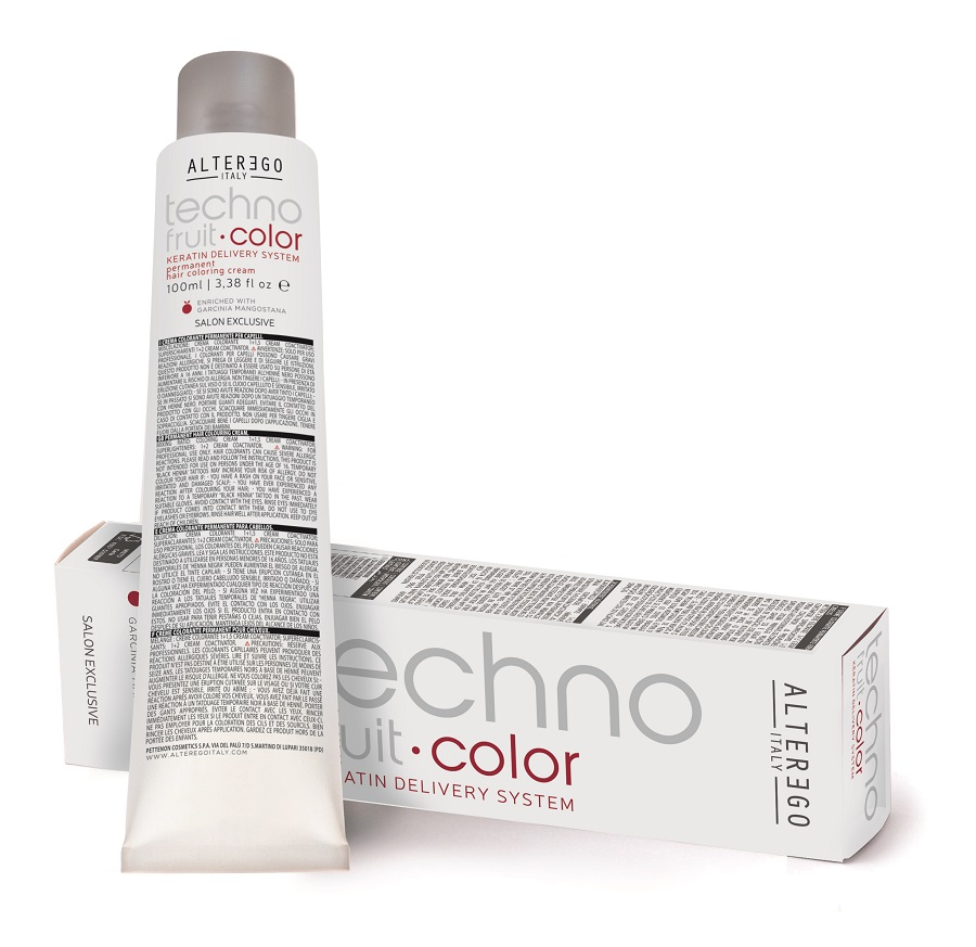Technofruit Color By Alter Ego Italy New Shade Additions