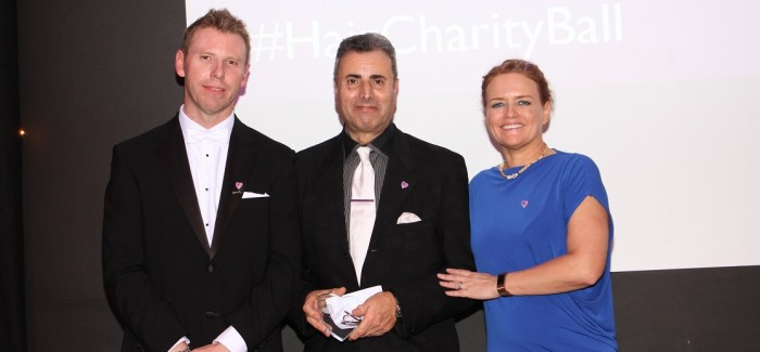 The Hairdressers' Charity Fundraising Ball Success