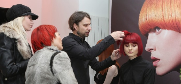 Goldwell Showcases @PurePigments At First Education Live Tour
