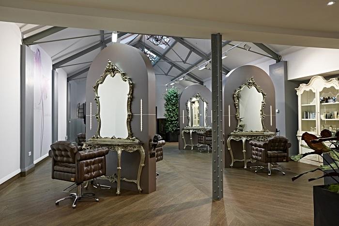 Inside then new Baroque salon 2 - www.salonbusiness.co.uk