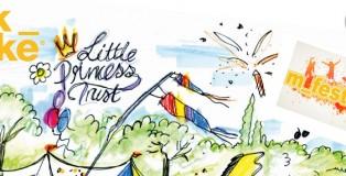 Little Princess Trust x m_festival - www.salonbusiness.co.uk