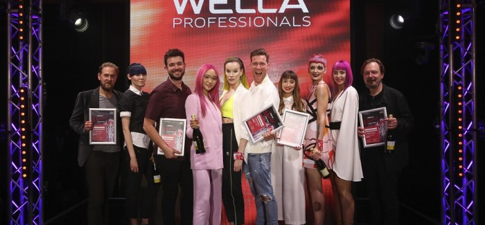 Wella Professionals TrendVision Award 2018: UK Regional Winners Announced