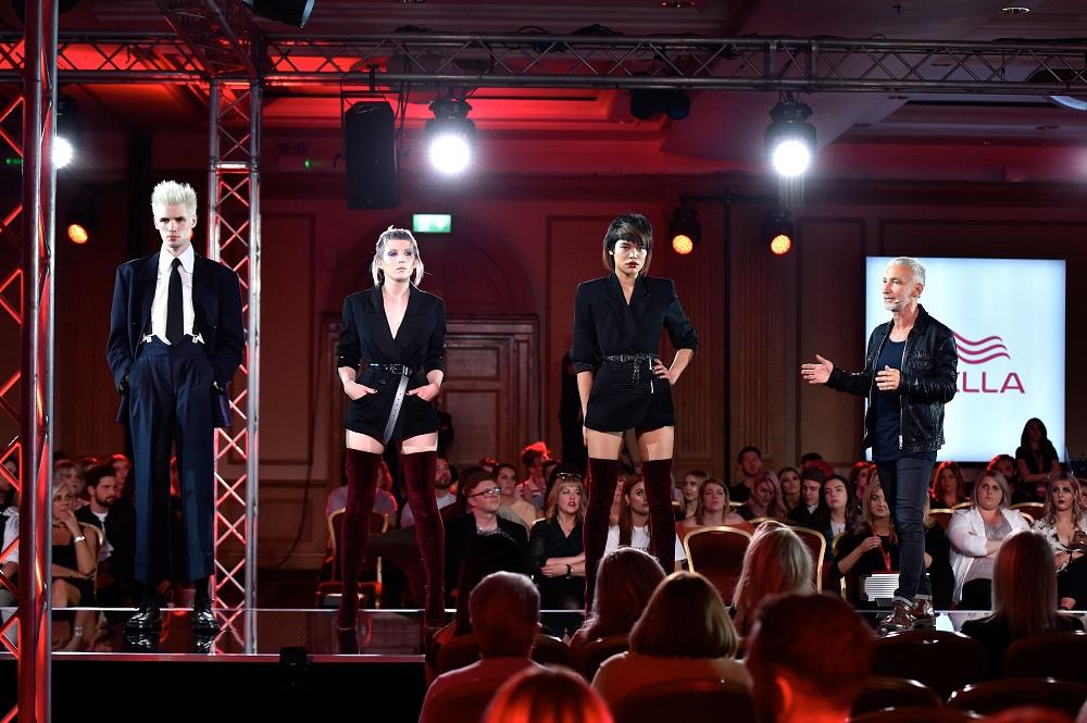TVA Glasgow Show Teams  - www.salonbusiness.co.uk