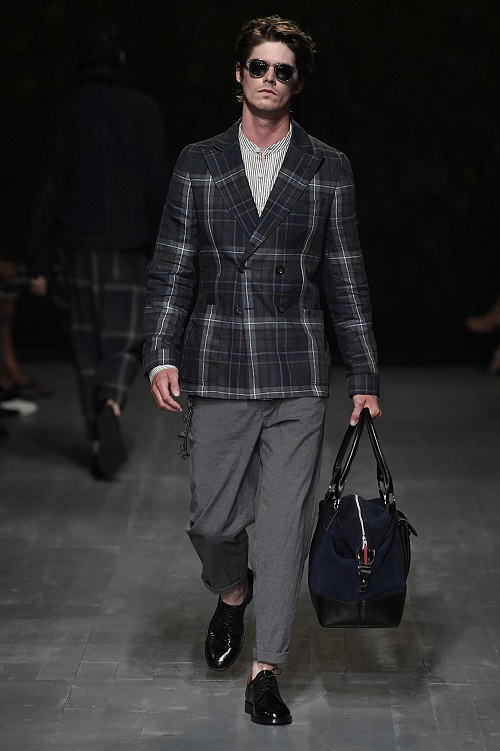 Oliver Spencer Spring Summer 2019 Two  - www.salonbusiness.co.uk