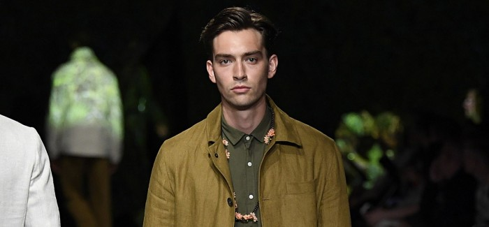 London Fashion Week Men's: Electric & Johnnie Sapong x Oliver Spencer
