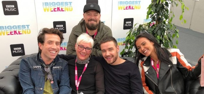 Therapi Styles The Stars: RADIO 1 THE BIGGEST WEEKEND SWANSEA