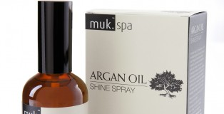 Argan Oil Shine Spray - www.salonbusiness.co.uk