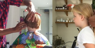 Charity Cut - www.salonbusiness.co.uk