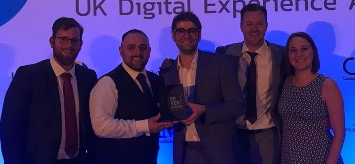 DIGITAL EXPERIENCE AWARDS: SILVER SUCCESS FOR SALONSPY