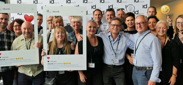 INSIDE THE IDHAIR INTERNATIONAL CONFERENCE AND IDHAIR ELEMENTS LAUNCH