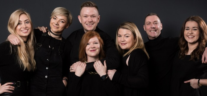2018 Best of Britain Awards: SESH Hairdressing Win Scottish Category