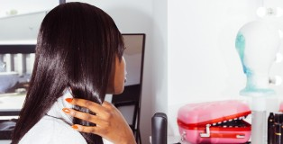glass hair trend - www.salonbusiness.co.uk