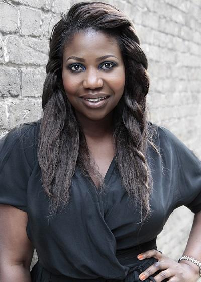 Charlotte Mensah ghd - www.salonbusiness.co.uk
