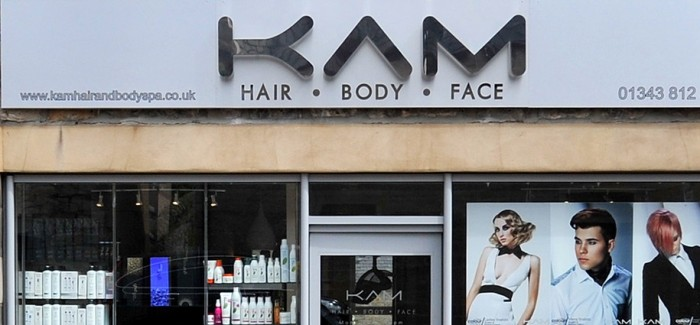 KAREN THOMSON OF KAM Explains Why Christmas Is Great For Salons
