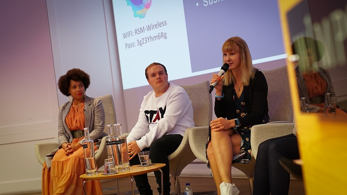 Natalie Hall, Perry O'Bree, Joanna Rowsell Shand - www.salonbusiness.co.uk