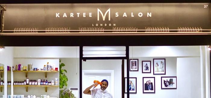 JUMBLE TRAIL SUCCESS FOR KARTEE M SALON