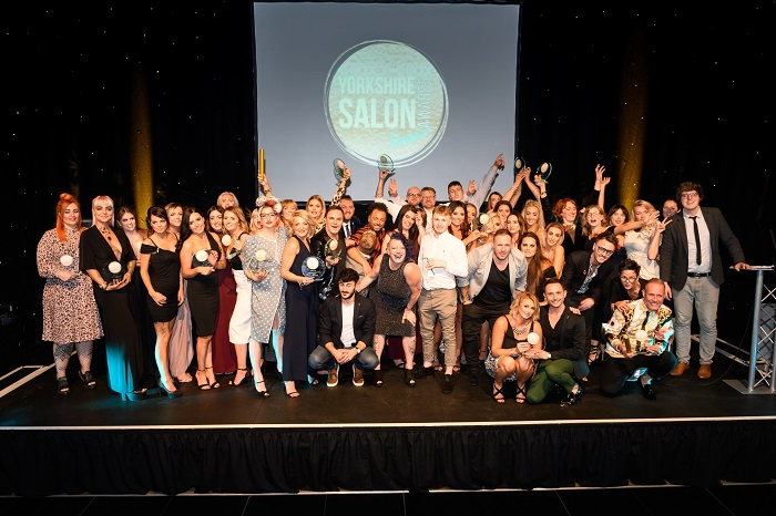 Yorkshire hair awards - www.salonbusiness.co.uk